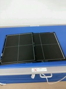 2)コニカ社製のFPDシステム